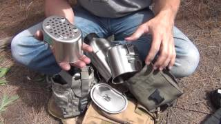 Pathfinder Campfire Survival Cooking Kit
