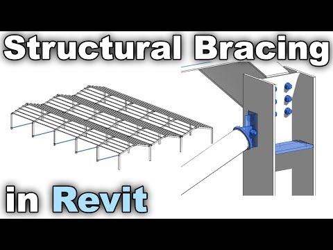 Structural Bracing in Revit Tutorial