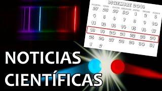 observado el espectro de la antimateria   noticias 26 12 2016