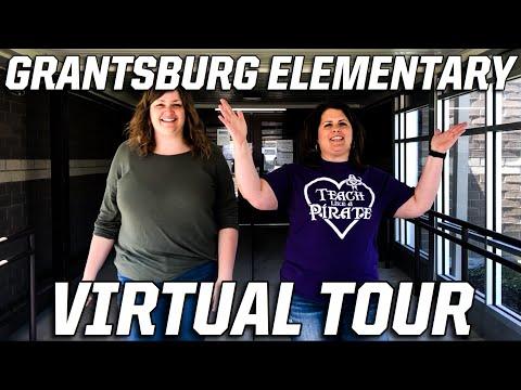 Grantsburg Elementary School - Virtual Tour
