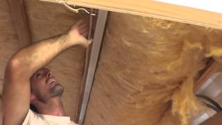 Vintage Shasta Camper Trailer Restoration - Part 8 - Ceiling Framing & Subfloor