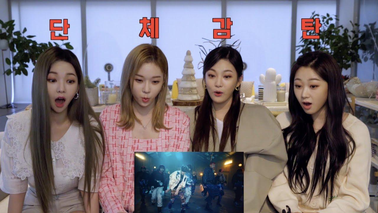aespa 에스파 Reaction   SHINee 'Don't Call Me' ☎❌ MV