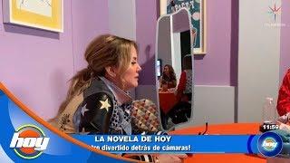 Curso intensivo de 'Monólogos de la vagina' con Andrea Legarreta   La novela de HOY