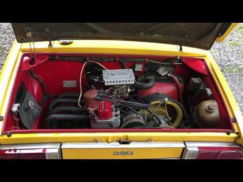 No Reserve: 1971 Fiat 850 Spider