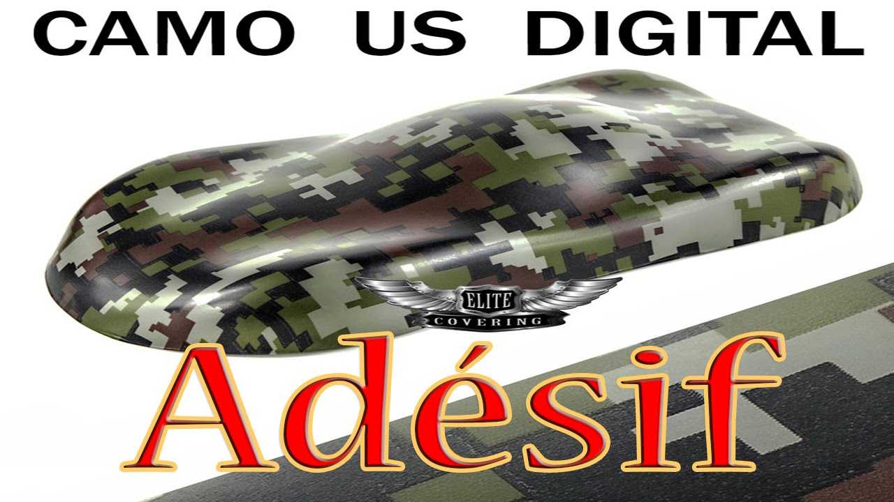 airsoft film adh sif pour covering camo us digital custom aeg gbb camouflage youtube. Black Bedroom Furniture Sets. Home Design Ideas