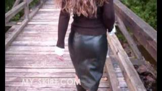 my-skirt.com - girls in leather skirts