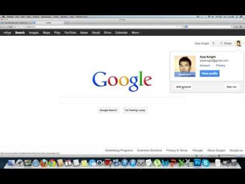 How To Sign Into Multiple Google Gmail Accounts