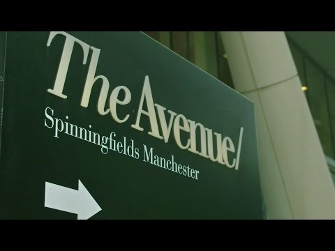Spinningfields - Where will you start in Manchester?