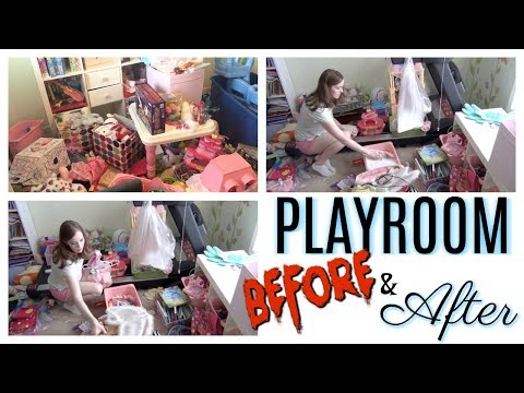 6 Strategies for Taking Back Your Playroom