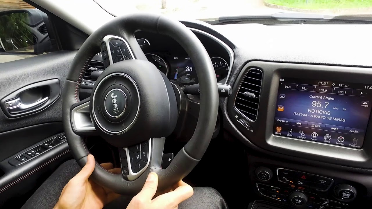 jeep compass cruise control [ 1280 x 720 Pixel ]