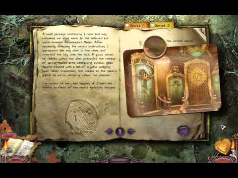 [LET'S READ!] Mystery Case Files: Escape From Ravenhearst (Part 1)