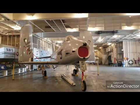 USS Hornet Museum , USS Hornet , USS Hornet CV-12 , USS Hornet Tour