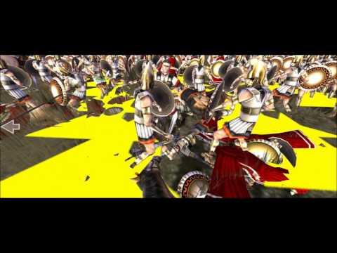 "Rome Total War online battle #2308: ""10 Unit FFA and Announcement"""