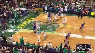 NBA 2K14 PC - Atlanta Hawks VS Boston Celtics - GTX 650 Ti - Driver 331.58WHQL