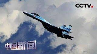 """[中国新闻] 土方:将土方""""踢出""""F-35项目 美方说了不算   CCTV中文国际"""