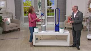 Dyson Pure Cool Link 2-in-1 Air Purifier & Tower Fan w/ Extra Filter on QVC