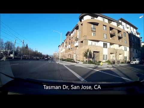 Drive#14 Street view:  Tasman Dr, Santa Clara, San Jose CA, USA