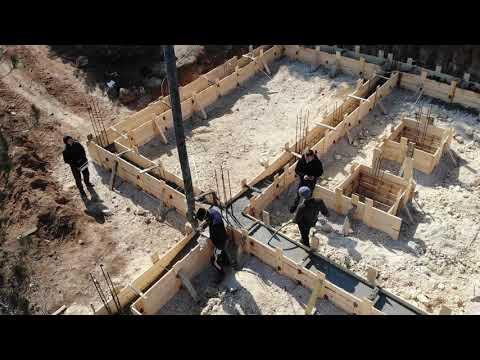 Фундамент для дома в Крыму. Строим новый дом на Фиоленте. 1часть