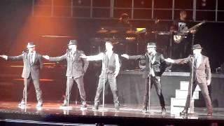New Kids On The Block -Valentine Girl, If You Go Away, Please Don't Girl (HD) - Izod  6/12/11