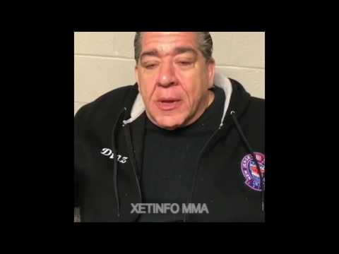 Joey Diaz reacts to Daniel Cormier controversial weigh in!