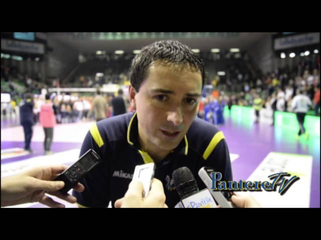 PALAVERDE. Imoco Volley Vs Zeta System Urbino. 18 gennaio 2015
