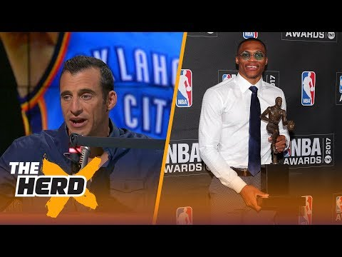 Westbrook hasn't signed his Thunder contract extension yet, is he leaving after 2018? | THE HERD