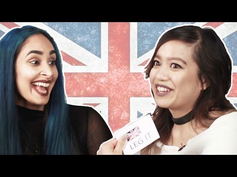 Americans Guess British Slang