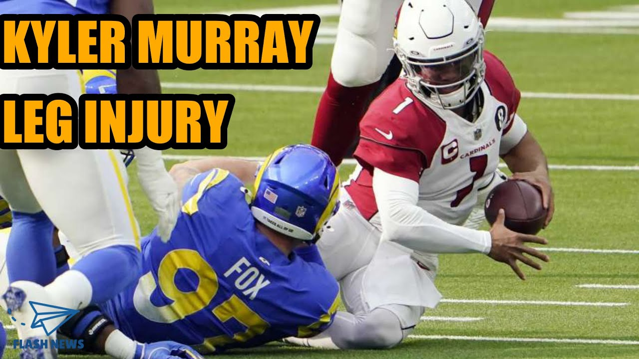 Arizona Cardinals QB Kyler Murray returns from ankle injury vs. Los ...