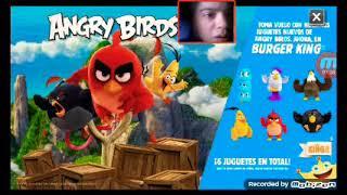 jugado con los malos angry birds star wars 2 free  (dylan super )