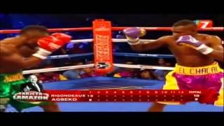 Rigondeaux vs Agbeko part 1