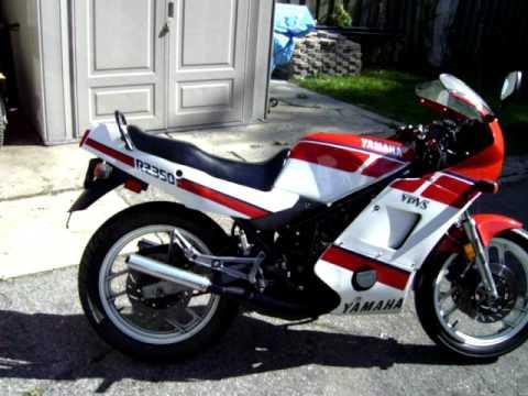 1986 Yamaha RZ350 YPVS