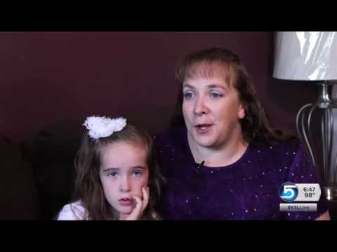 Magna girl with severe speech disorder learning to speak