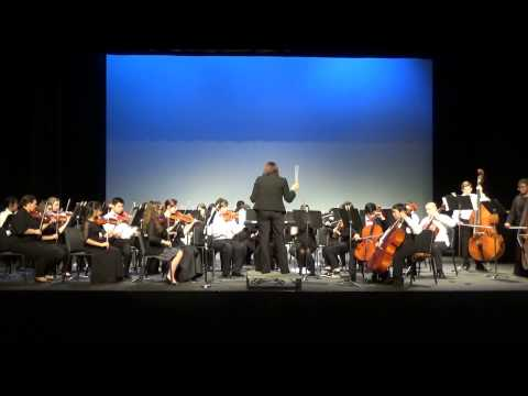 David Douglas High School Strings II Fall Orchestra Concert 2014