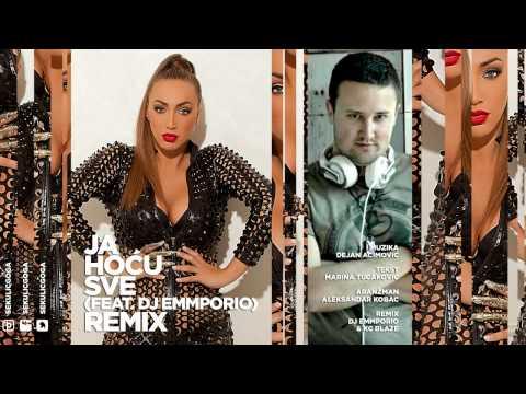 Goga Sekulic Feat. DJ Emmporio - Ja Hocu Sve RMX // Album Ponovo Rodjena 2014