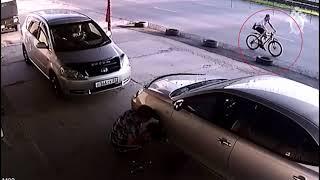 В Барнауле ищут насильника, который скрылся на велосипеде