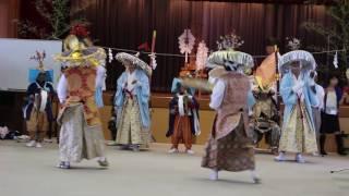 滝宮念仏踊り2016.8.25