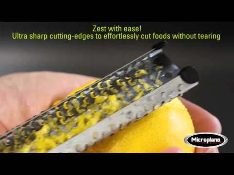 Microplane Premium Classic Zester-Grater