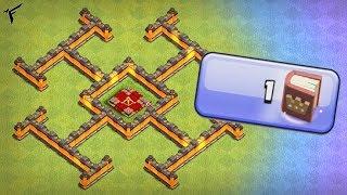 REGINA LIVELLO 47 CON ARTEFATTO ! Clash of clans ITA