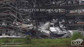 8-25-2017 Rockport, Tx Hurricane Harvey destruction and aftermath p3