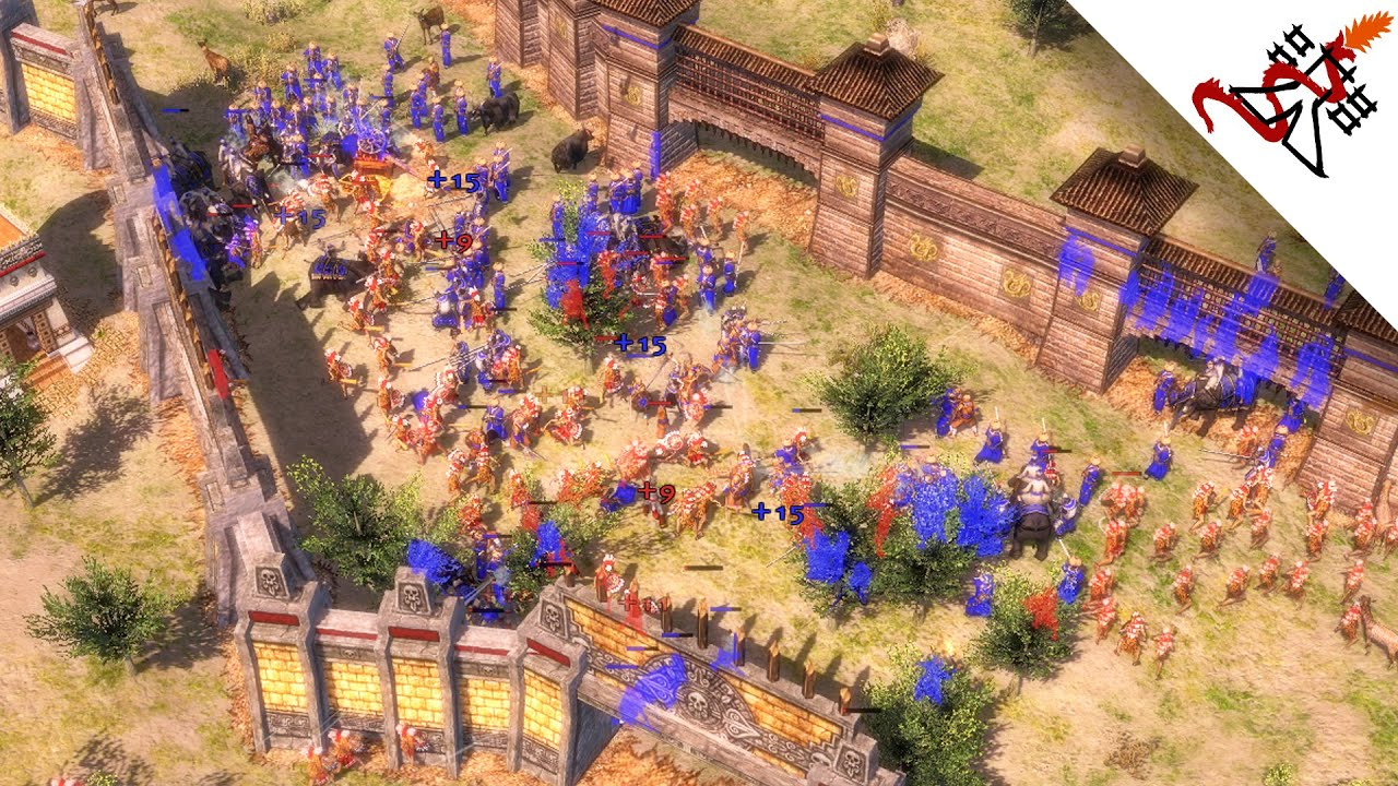 Age of Empires 3 - 1vs1 DEATHMATCH