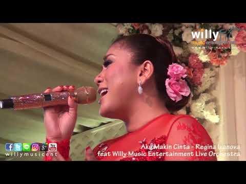 Aku Makin Cinta - Regina Ivanova feat WME Live Orchestra