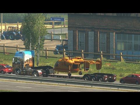 Euro Truck Simulator 2 ( картa ORIENT EXPRESS V9.0) # 8