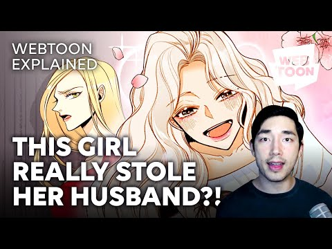 THIS GIRL REALLY STOLE HER HUSBAND?!   The Remarried Empress (Explained)   WEBTOON