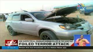 Police intercept vehicle loaded with explosives