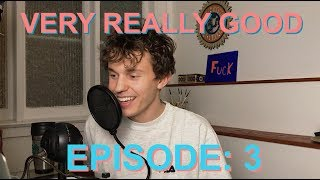 I HAVE A PODCAST AND IT IS VERY REALLY GOOD