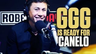 GGG Is Ready To Take Down Canelo