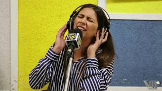 נוי פדלון - סוודר (יחד עם עידן רייכל ולואי עלי באולפן) לייב 100FM - מושיקו שטרן