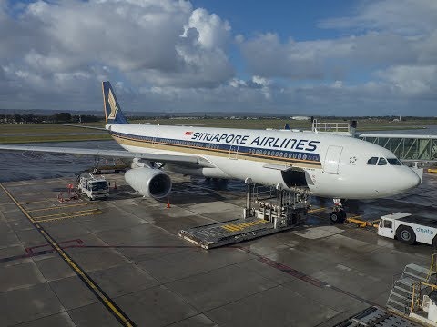 Trip Report | Singapore Airlines A330-300 | SQ278 | Adelaide-Singapore