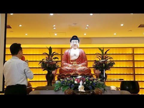 香港甘國衛居士主講(觀無量壽佛經)30062018part1 - YouTube