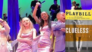 Dove Cameron - Clueless Musical - Curtain 12/15/18